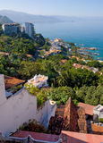 Banderas Bay, Puerto Vallarta Royalty Free Stock Image