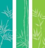 Banderas de bambú libre illustration