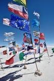 Banderas de diversas naciones, Bolivia Fotografía de archivo libre de regalías