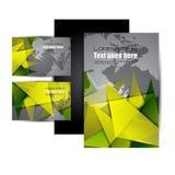 Banderas profesionales del web Imágenes de archivo libres de regalías