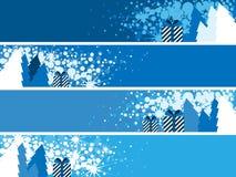 Banderas separadas eps8 ilustración del vector