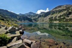 Banderishko Fish Lake, Pirin Mountain Royalty Free Stock Photos