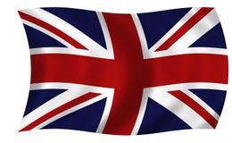 bandery europejskiej jacka Fotografia Royalty Free