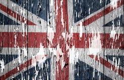 bandery europejskiej jacka Obrazy Royalty Free