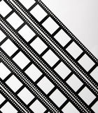 Bandes 5 de film Image stock