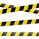 bande noire et jaune de danger illustration stock illustration du ligne emp chement 41296773. Black Bedroom Furniture Sets. Home Design Ideas