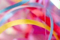 Bandes colorées Photographie stock libre de droits
