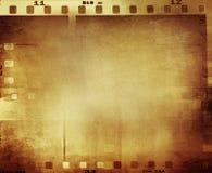 Bandes de film images stock