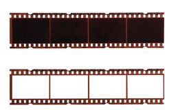 Bandes de film Photo stock
