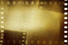 Bandes de film Photo libre de droits