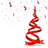 Bandes de Noël Photo stock