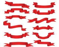 Bandes de vecteur illustration de vecteur
