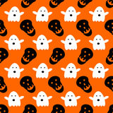 Bandes dessinées de Halloween Photographie stock