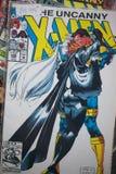 bandes dessinées de X-hommes éditées par le Marvel Comics, image stock
