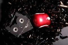 Bandes magnétiques Photographie stock libre de droits
