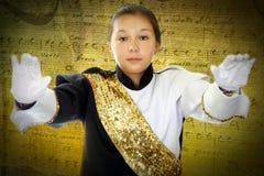 Bandführer Lizenzfreies Stockfoto