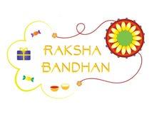 bandhan raksha Στοκ φωτογραφία με δικαίωμα ελεύθερης χρήσης