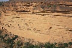 Bandiagara Escarpment Royalty Free Stock Images