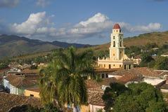 Bandidos,特立尼达,古巴的Lucha 免版税图库摄影