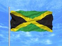 Bandiera 1 della Giamaica Immagine Stock