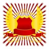 Bandiera Immagini Stock Libere da Diritti