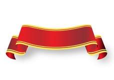 Bandiera illustrazione vettoriale