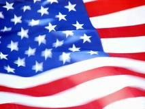 Bandiera americana 4 Immagini Stock