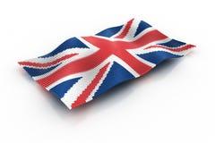 Bandiera britannica Immagine Stock Libera da Diritti