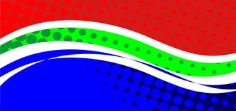 Bandiera capa di Web Fotografia Stock Libera da Diritti