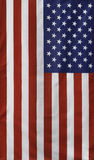 Bandiera degli Stati Uniti Fotografie Stock
