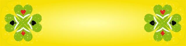 Bandiera del gioco Immagine Stock Libera da Diritti