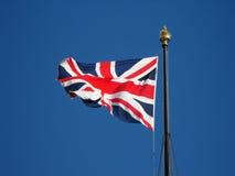 Bandiera del sindacato fotografia stock
