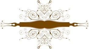 Bandiera dell'annata royalty illustrazione gratis