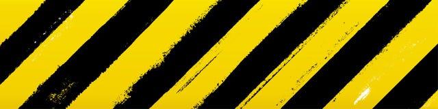 Bandiera della costruzione Immagine Stock Libera da Diritti