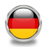 Bandiera della Germania Fotografie Stock Libere da Diritti