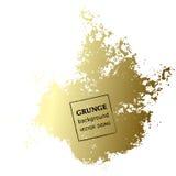 Bandiera di Grunge Modello astratto di vettore royalty illustrazione gratis