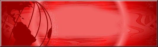 Bandiera di Web royalty illustrazione gratis