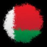 Bandiera nazionale della Bielorussia Fotografie Stock