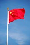 Bandiera nazionale della Cina fotografie stock