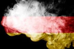 Bandiera nazionale della Germania Fotografia Stock Libera da Diritti