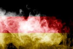 Bandiera nazionale della Germania Fotografia Stock