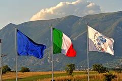Bandiere Image libre de droits