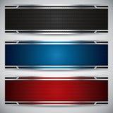 Bandiere Fotografie Stock