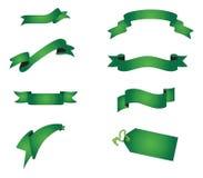 Bandiere Fotografia Stock