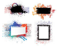 Bandiere creative royalty illustrazione gratis