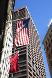 Bandiere di Boston Immagini Stock Libere da Diritti