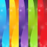 Bandiere di Web dell'onda radio Immagini Stock Libere da Diritti