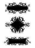 Bandiere tribali royalty illustrazione gratis