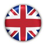 Bandierina del Regno Unito Immagine Stock Libera da Diritti