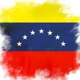 Bandierina del Venezuela illustrazione vettoriale